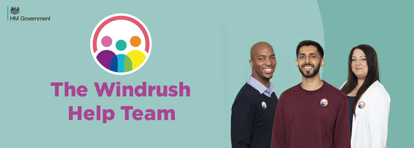 The Windrush Help Team